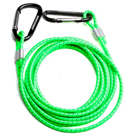 """Swimmrunners Support Pull Belt Cord 3m Neon Green"""